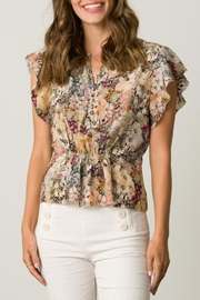 Margaret O'Leary Kelsie Top - Front cropped