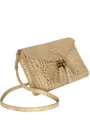 Kenall Bamboo Clutch - Front full body