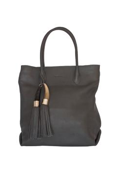 Kenall Leather Shopping Bag - Product List Image