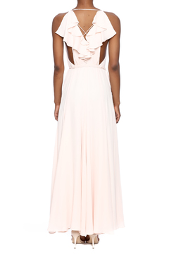 Kendall + Kylie Ruffle Wrap Maxi - Alternate List Image