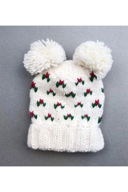 The Blueberry Hill Kendall Holly Hat - Front cropped