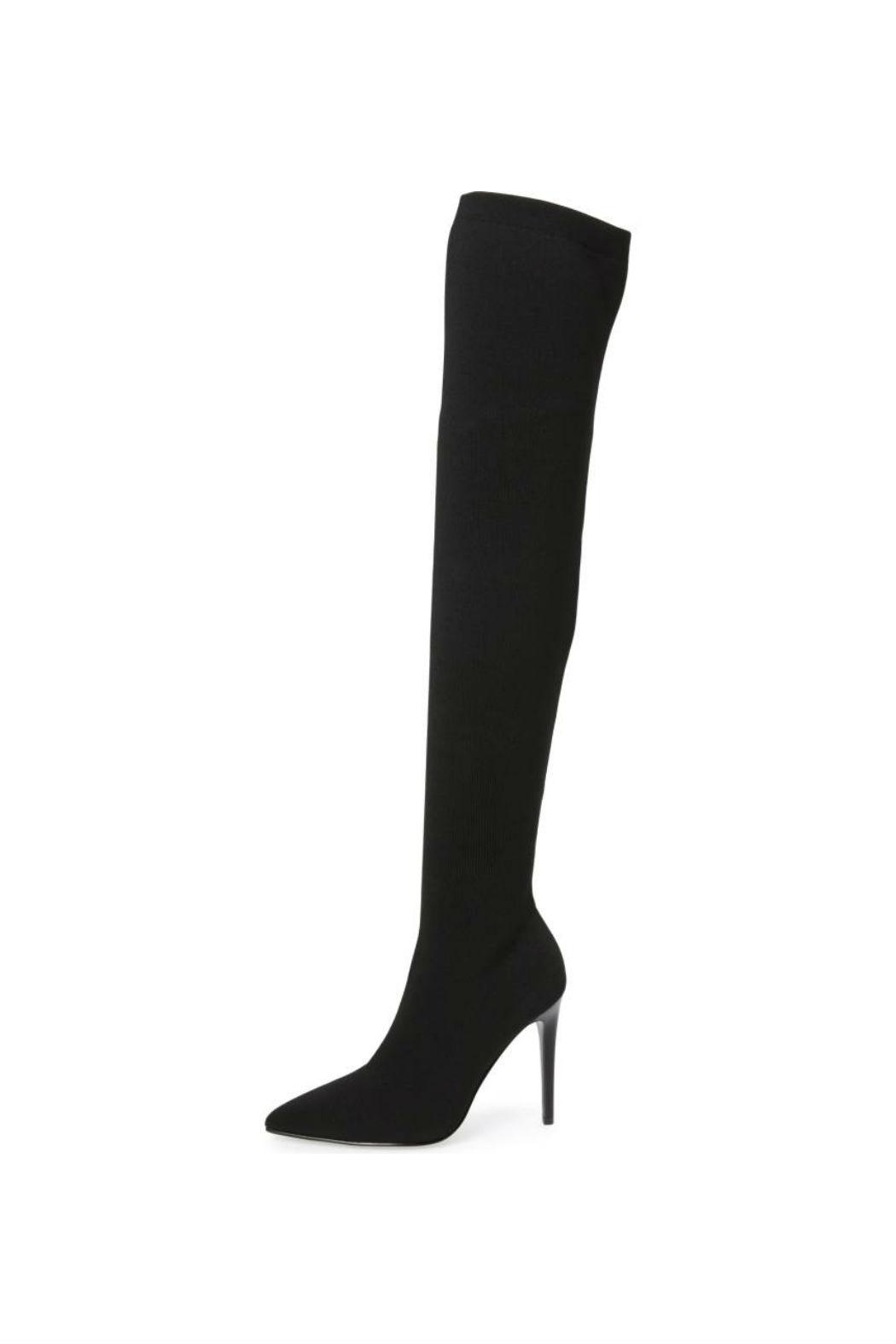Anabel Thigh High Boot