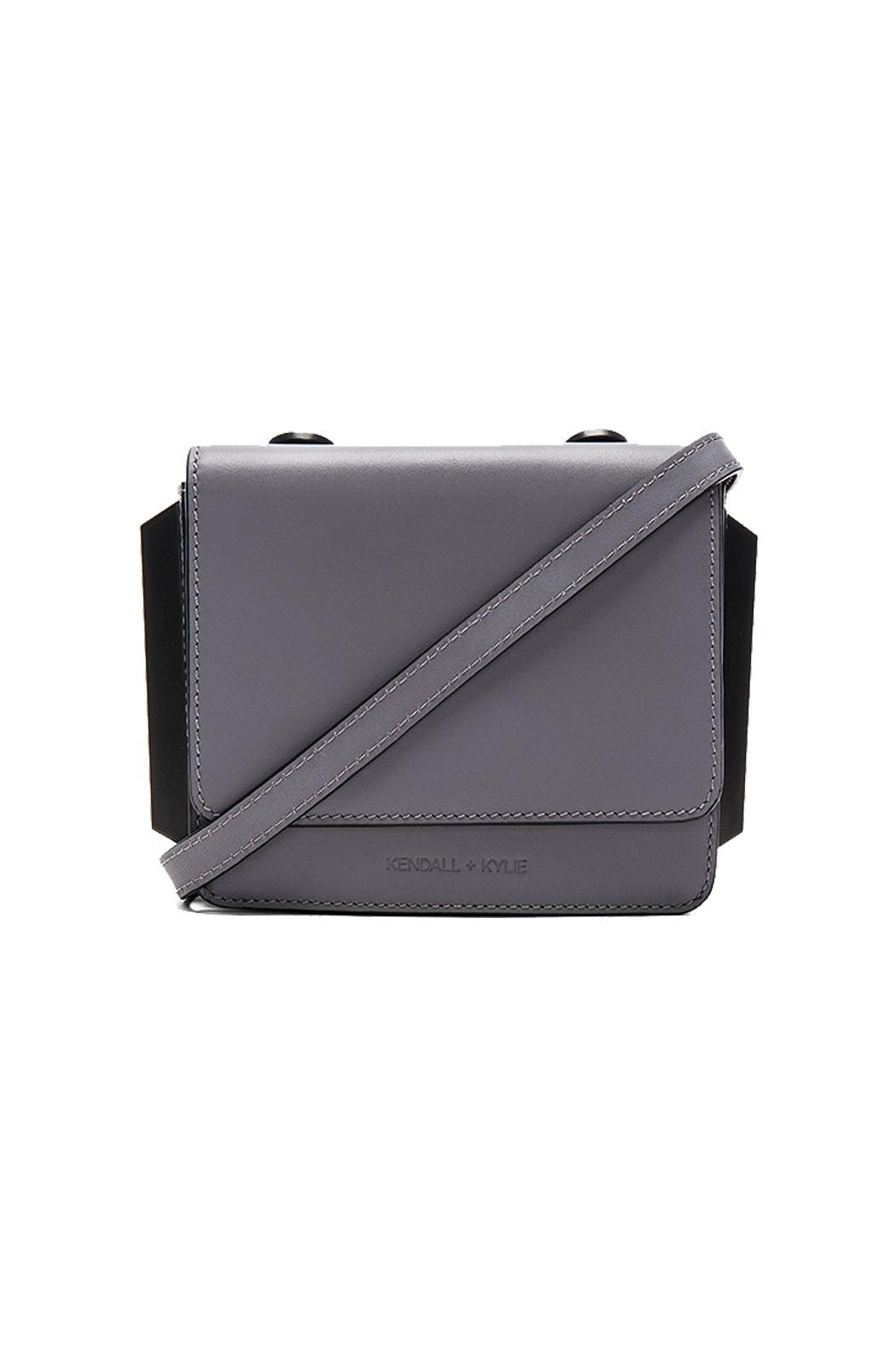 Kendall + Kylie Baxter Crossbody Bag - Front Cropped Image