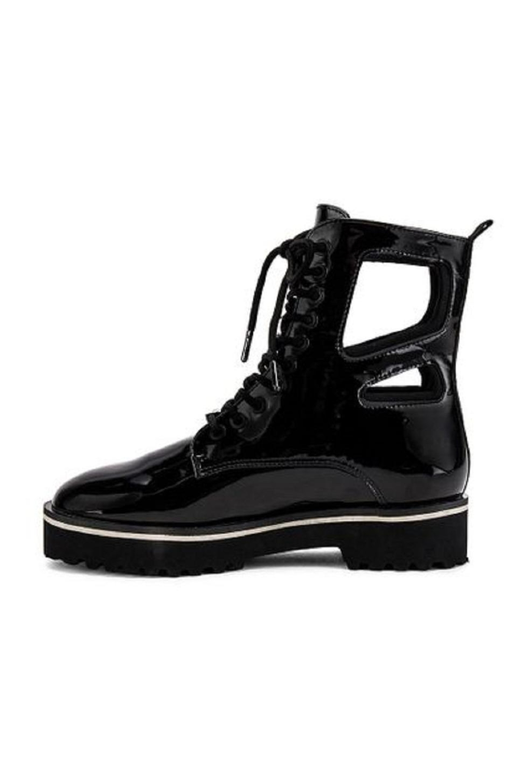 Kendall + Kylie Cut Out Combat Boot - Main Image