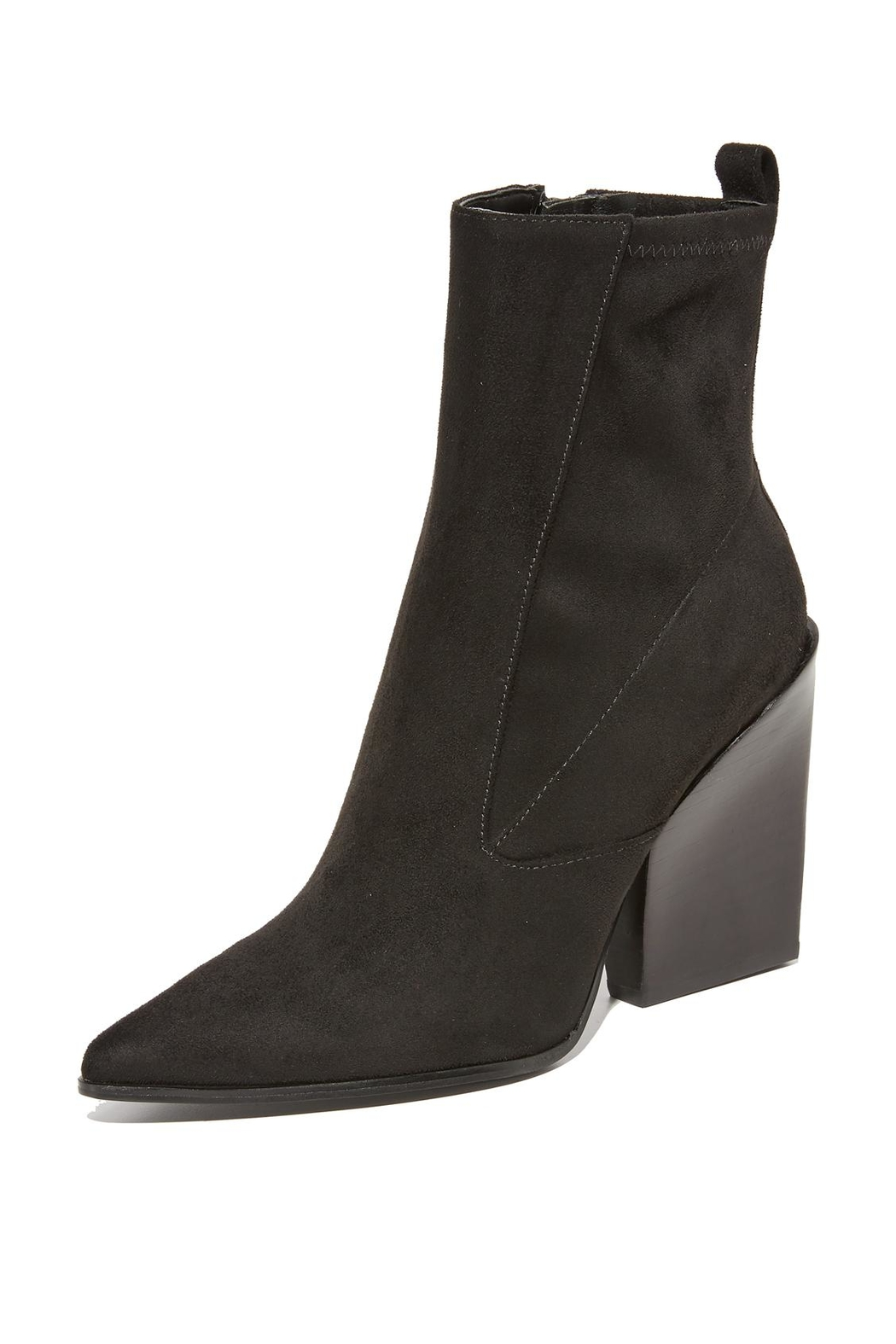 Kendall + Kylie Fallyn Pointed Toe Bootie - Back Cropped Image