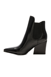 Kendall + Kylie Finley Leather Bootie - Front cropped