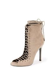 Kendall + Kylie Ginny Laced Heel - Product Mini Image
