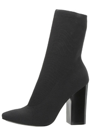 Kendall + Kylie Hailey Fabric Booties - Product Mini Image