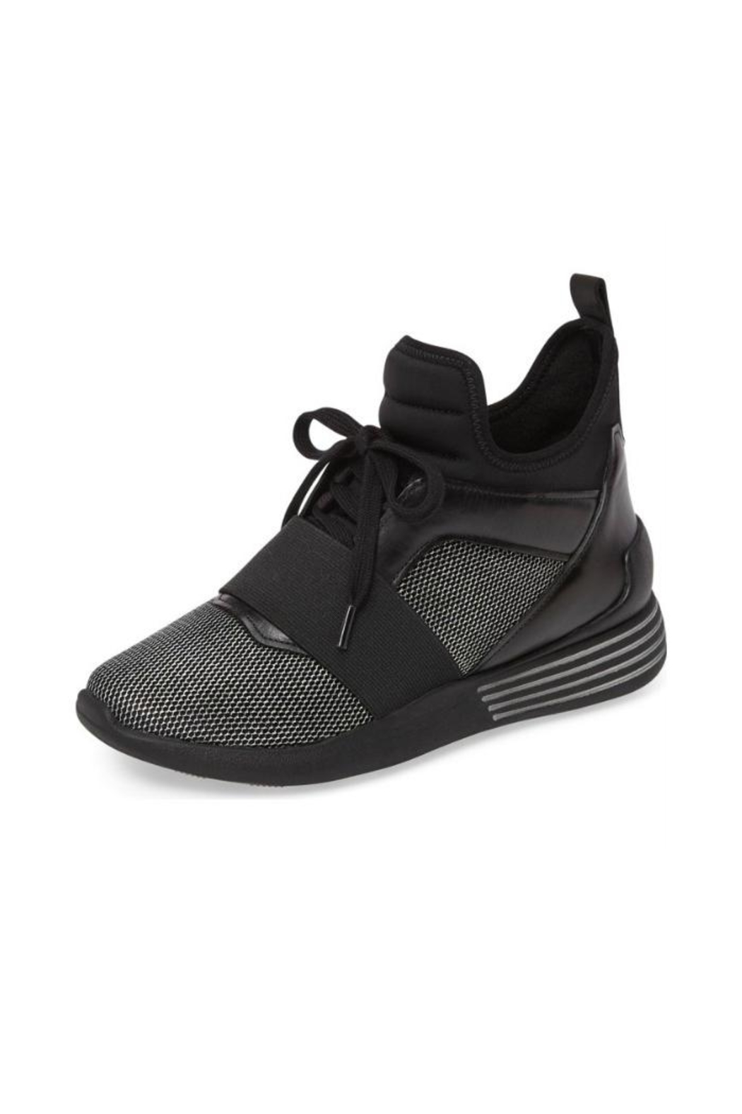 Kendall + Kylie The Braydin Sneaker - Front Cropped Image