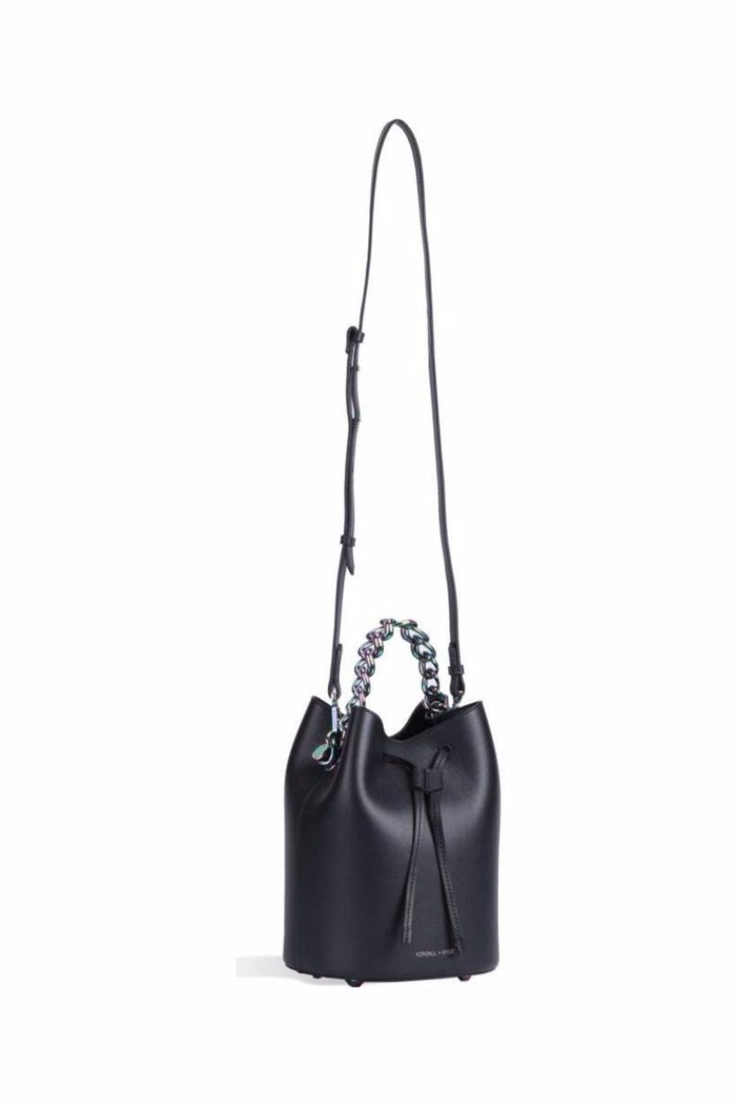 Kendall + Kylie Ladie Mini Bucket Bag - Front Cropped Image