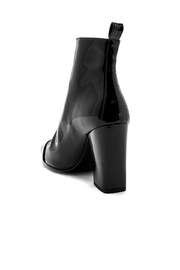 Kendall + Kylie Raquel Patent Bootie - Back cropped