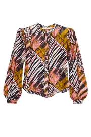 Marie Oliver Kendra Blouse - Front cropped