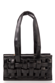 FAME ACCESORIES Kendra Handbag - Front cropped
