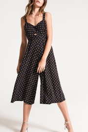 Black Swan Kendra Polka Dot Jumpsuit - Product Mini Image