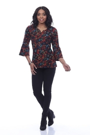 Parsley & Sage Kendra Reversible Shirt - Product Mini Image