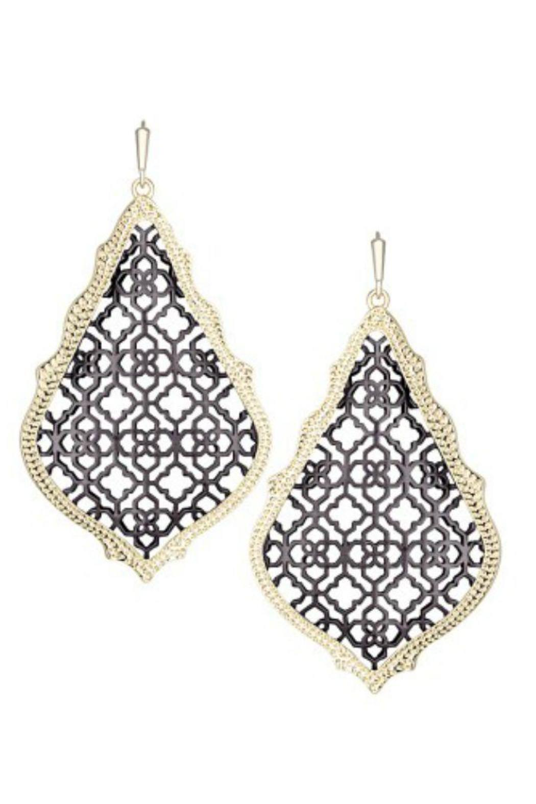 kendra earrings jewelry gunmetal sophia categories in drop lg scott