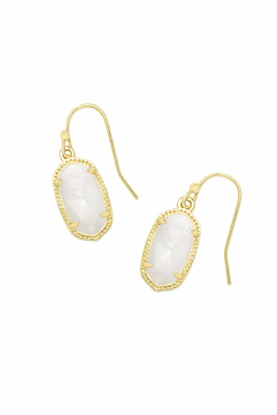 Kendra Scott Lee Earrings - Front Cropped Image