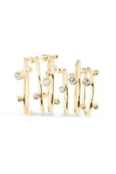 Shoptiques Product: Stackable Midi Rings