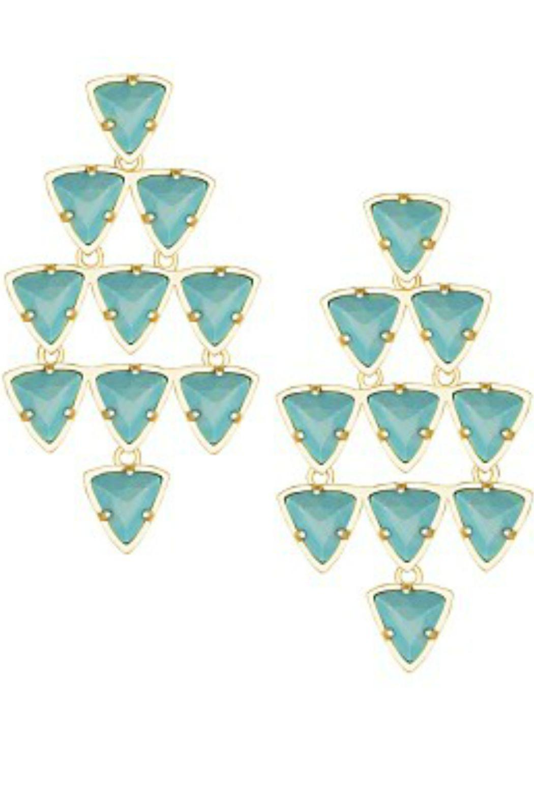 Kendra scott vale chandelier earrings from atlanta by collage kendra scott vale chandelier earrings front cropped image arubaitofo Images
