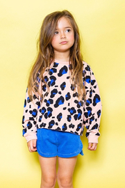 JOAH LOVE Kennedy Cheetah Top - Product Mini Image