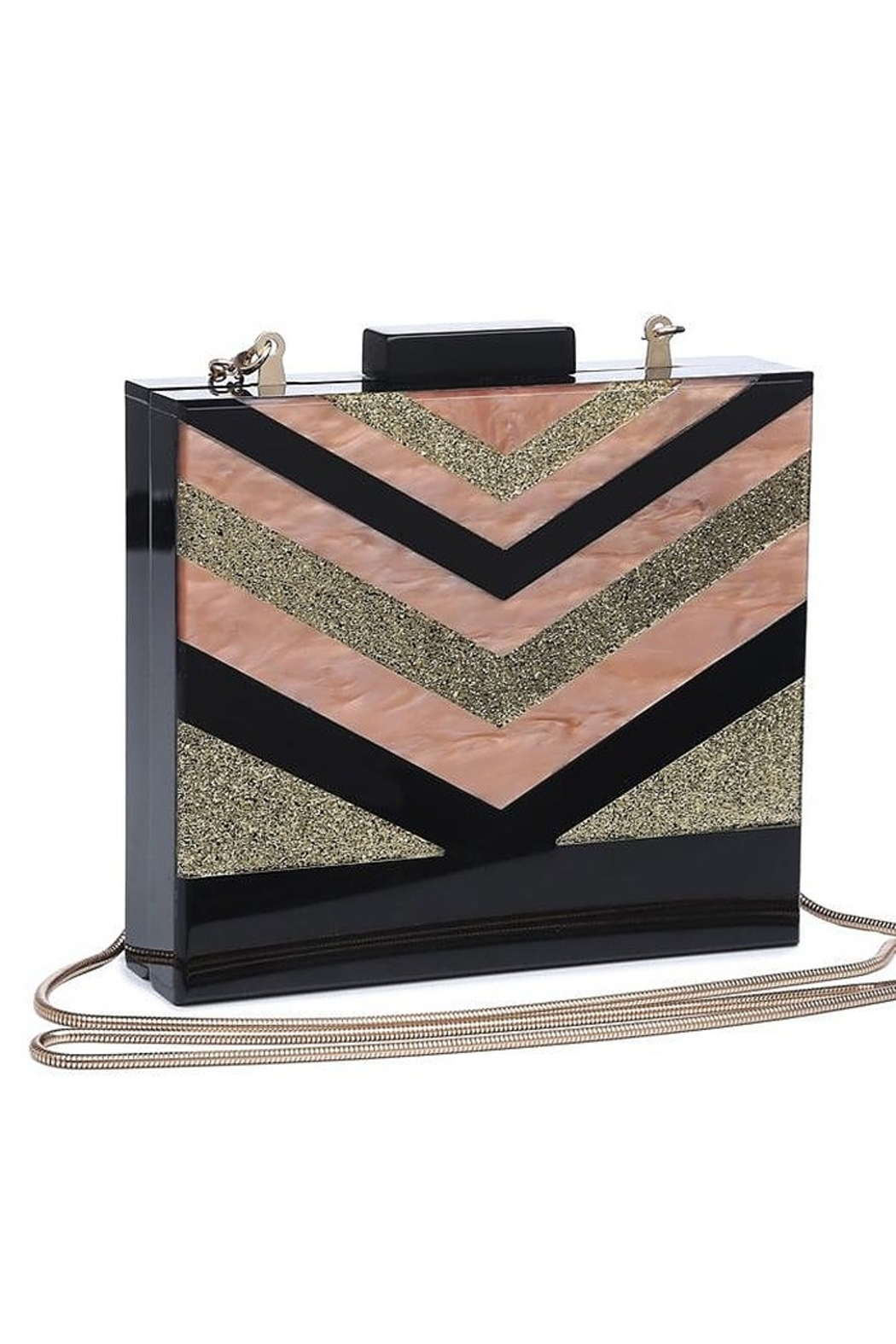 Urban Expressions Kennedy Clutch - Front Full Image