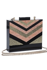 Urban Expressions Kennedy Clutch - Front full body