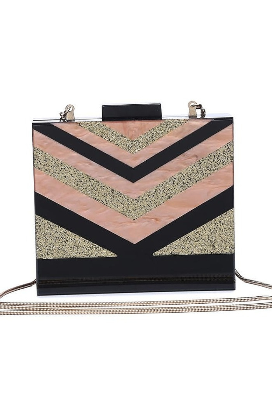 Urban Expressions Kennedy Clutch - Front Cropped Image