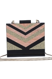 Urban Expressions Kennedy Clutch - Front cropped