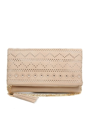 Urban Expressions, Inc Kennedy Foldover Clutch - Product Mini Image