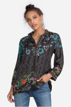 Johnny Was Kennedy Tunic - Product List Image