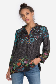 Johnny Was Kennedy Tunic - Product Mini Image