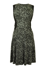 Kenneth Cole New York Fleck  Print Dress - Front cropped