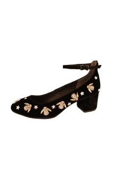 Kenneth Cole New York Velvet Bee Sandal - Alternate List Image