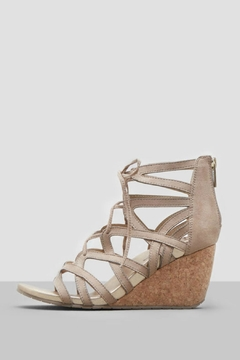 Shoptiques Product: Cake Pop Wedge Sandal