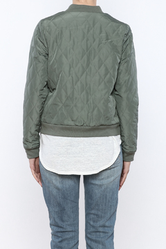 Kensie Bomber Jacket - Alternate List Image