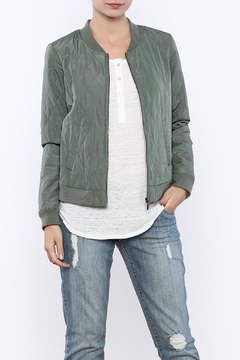 Kensie Bomber Jacket - Product List Image