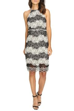 Kensie Embroidered Lace Dress - Product List Image