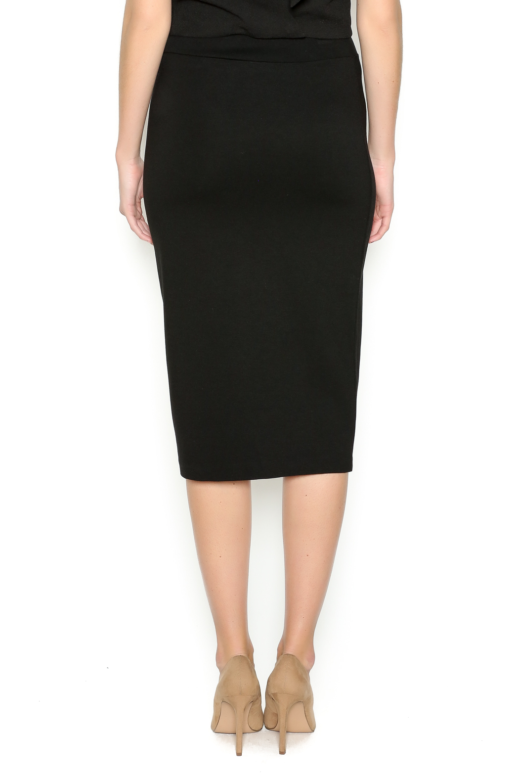 Kensie Fitted Midi Skirt from Syracuse by Steph Boutique ...