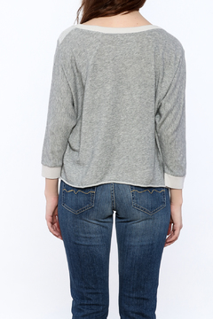 Kensie Grey Sara Sweatshirt - Alternate List Image