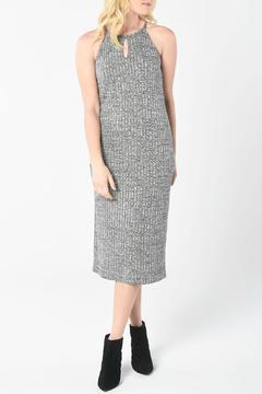 Kensie Wide Rib Midi - Product List Image