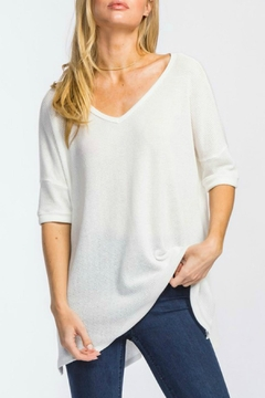 Cherish Kensington Knit Top - Product List Image