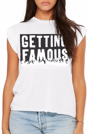 Kent Denim Getting Famous Tee - Front cropped