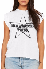 Kent Denim Hollywood Tee - Front cropped