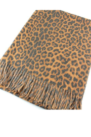 Pretty Persuasions Kenya Star Scarf - Front full body