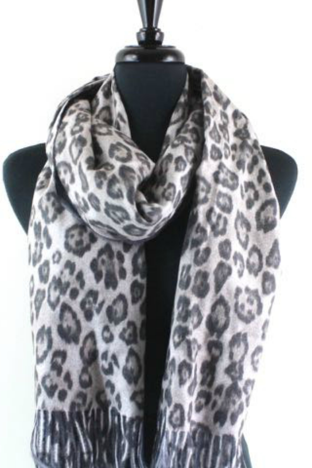 Pretty Persuasions Kenya Star Scarf - Front Cropped Image
