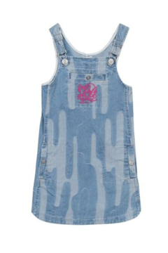 Shoptiques Product: 14Y Denim Charlize Overalls
