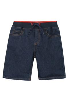 Kenzo 2-6Y Denim Bermuda Shorts - Alternate List Image