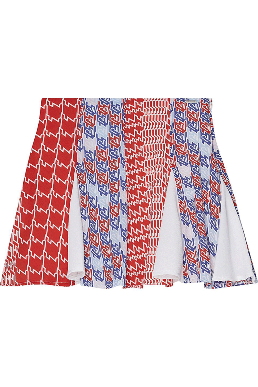 Kenzo 2-6Y Printed Skirt - Front Cropped Image