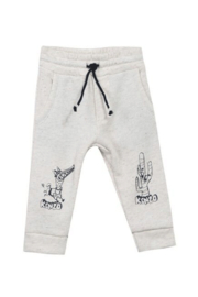 Kenzo 2-4Y Bernie Dog Pants - Product Mini Image