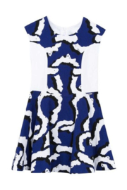 Kenzo 3-6Y Beatrice Dress - Front cropped